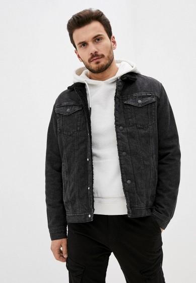 Куртка джинсовая Jack & Jones за 7 390 ₽. в интернет-магазине Lamoda.ru