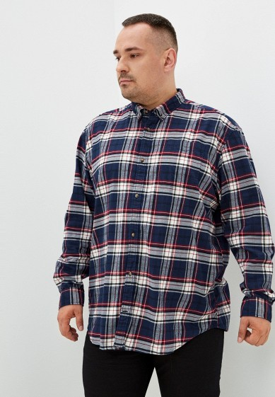 Рубашка Jack & Jones за 3 185 ₽. в интернет-магазине Lamoda.ru