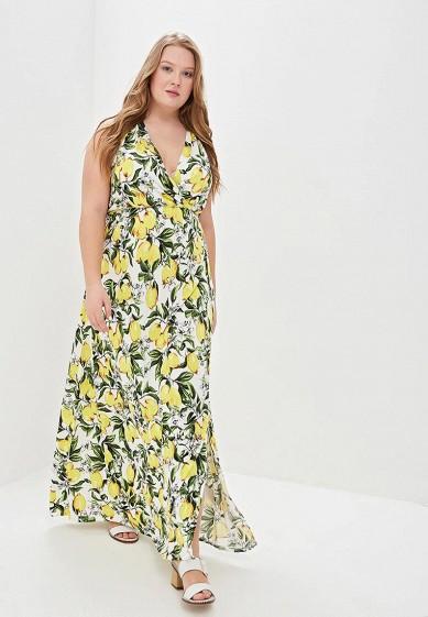 767aa32ffda2a Платье Junarose купить за 3 390 руб JU008EWDRPW3 в интернет-магазине  Lamoda.ru