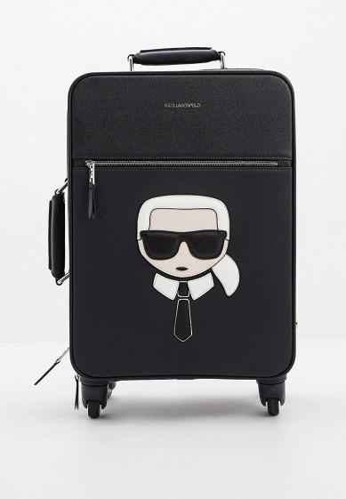 Karl Lagerfeld Чемодан IKONIK