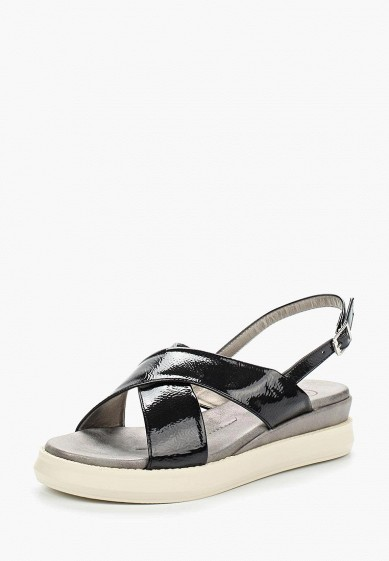 Босоножки, Kylie, цвет: черный. Артикул: KY002AWTVE57. Обувь