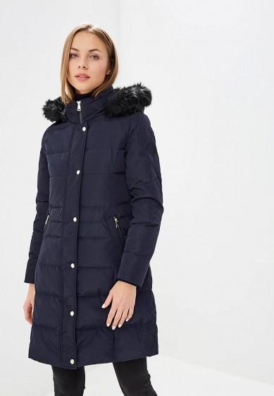 Пуховик, Lauren Ralph Lauren, цвет: черный. Артикул: LA079EWBPWZ5. Premium / Одежда / Верхняя одежда