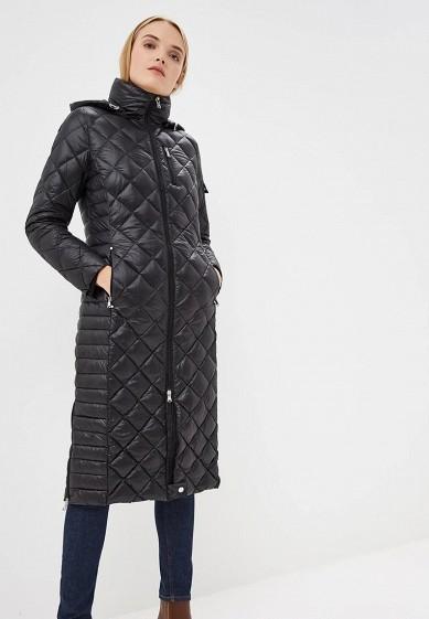 Пуховик, Lauren Ralph Lauren, цвет: черный. Артикул: LA079EWBPWZ6. Premium / Одежда / Верхняя одежда