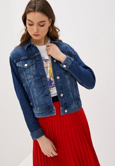 Lauren Ralph Lauren Куртка джинсовая
