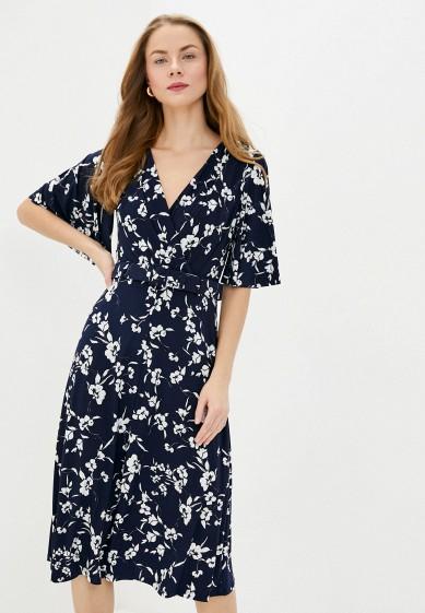 Платье Lauren Ralph Lauren за 10 380 ₽. в интернет-магазине Lamoda.ru