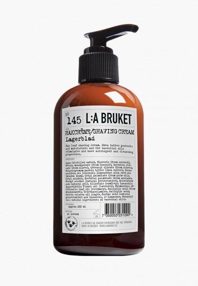 La Bruket Крем для бритья 145 LAGERBLAD 200 мл