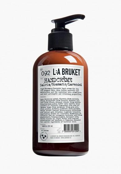 La Bruket Крем для рук 092 SALVIA/ROSMARIN/LAVENDEL 250 мл