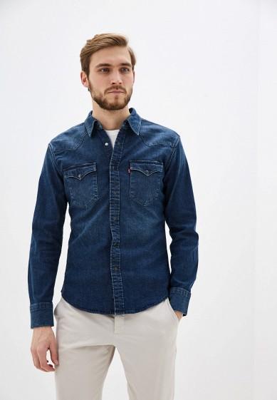 Levi's® Рубашка джинсовая Barstow Western Slim