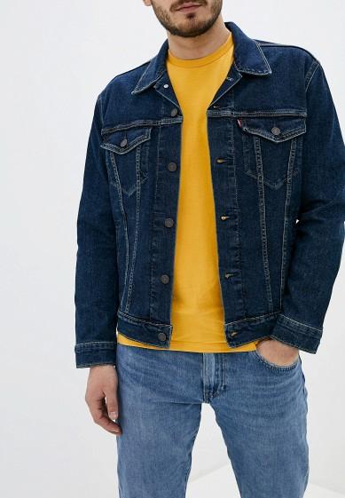 Куртка джинсовая Levi's® Trucker за 9 500 ₽. в интернет-магазине Lamoda.ru