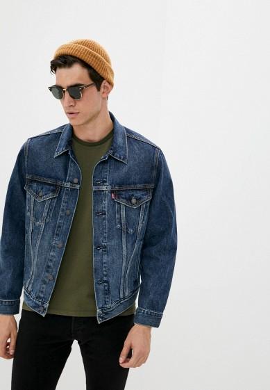 Куртка джинсовая Levi's® за 8 900 ₽. в интернет-магазине Lamoda.ru