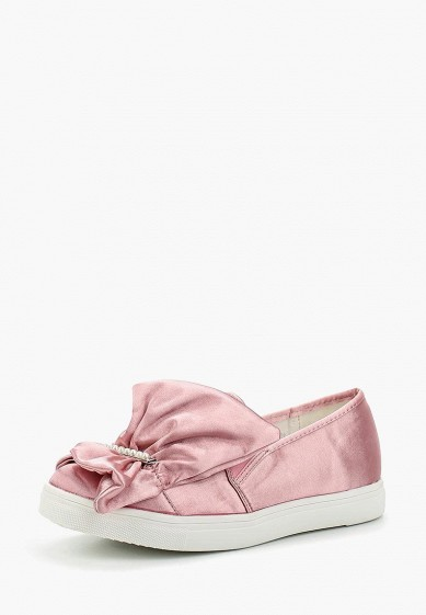 Слипоны LOST INK SUMMER RUFFLE PEARL PLIMSOLL