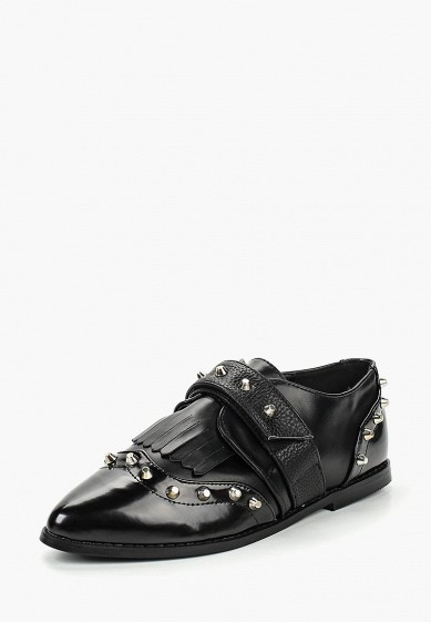 Ботинки LOST INK INDRA STUDDED BROGUE