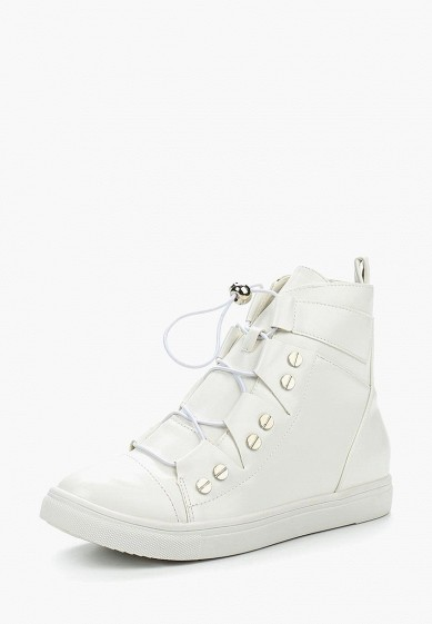 Кеды LOST INK PARIS STUD HI TOP купить за 1 590 руб LO019AWODR40 в интернет-магазине  Lamoda.ru 2d5a5f3e09add