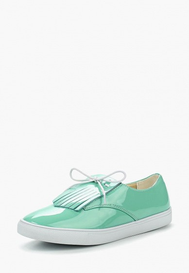 Кеды LOST INK PIETRA FRINGED PLIMSOLL