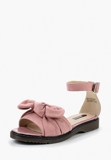Сандалии LOST INK CARSON GUM OUTSOLE BOW FLAT SANDAL