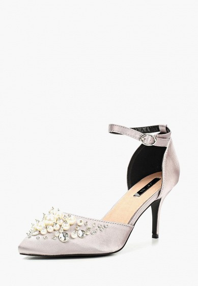 Туфли LOST INK AISLING PEARL TRIM MID HEEL COURT