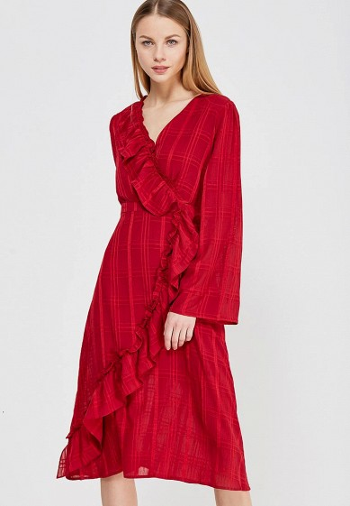 Платье LOST INK ASYMETRIC WRAP DRESS