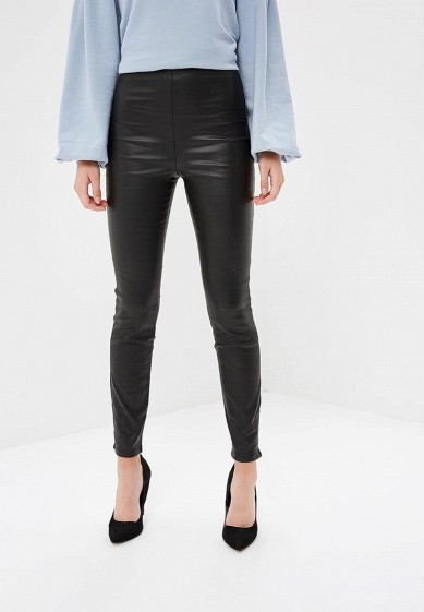 Брюки LOST INK COATED SKINNY TROUSER