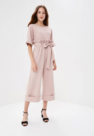 Комбинезон LOST INK FRILL TIE WAIST JUMPSUIT