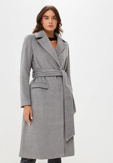 Пальто LOST INK BELTED LONGLINE CLASSIC COAT