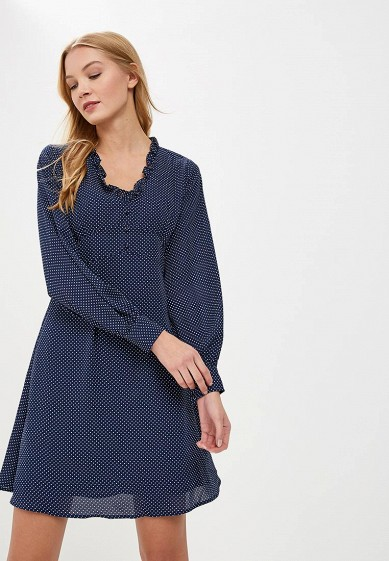 Платье LOST INK POLKA DOT TEA DRESS