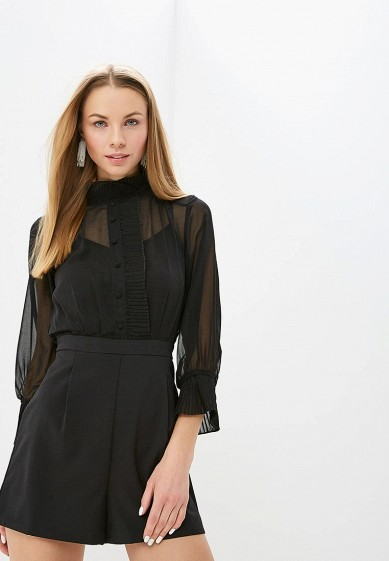 Комбинезон LOST INK PLAYSUIT WITH PLEAT INSERT