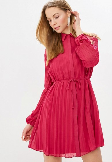 Платье LOST INK PLEATED SHIRT DRESS