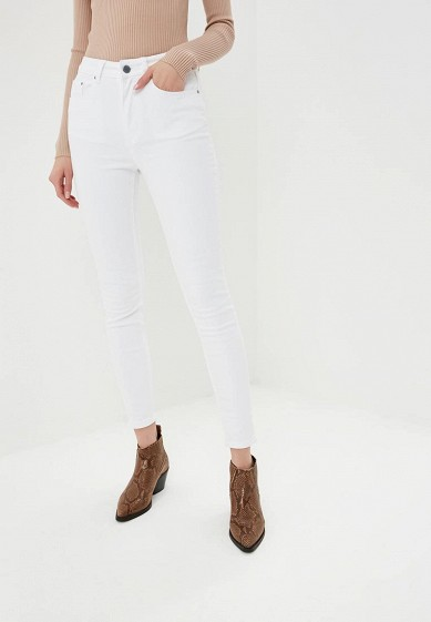 Джинсы LOST INK HIGH RISE SKINNY WHITE