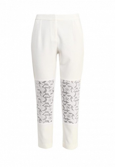 Брюки LOST INK TROUSER WITH LACE PANELS