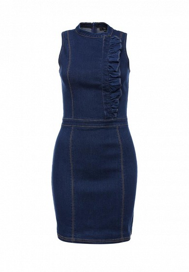 Платье LOST INK MARIKO DENIM BODYCON DRESS