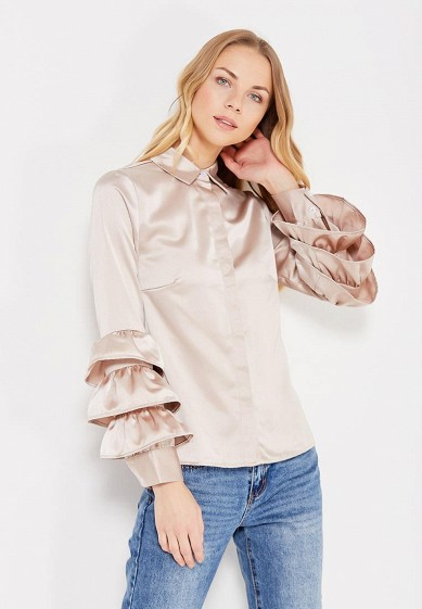 Блуза LOST INK LAYERED SLEEVE SHIRT