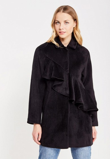 Пальто LOST INK FRILL FRONT COAT