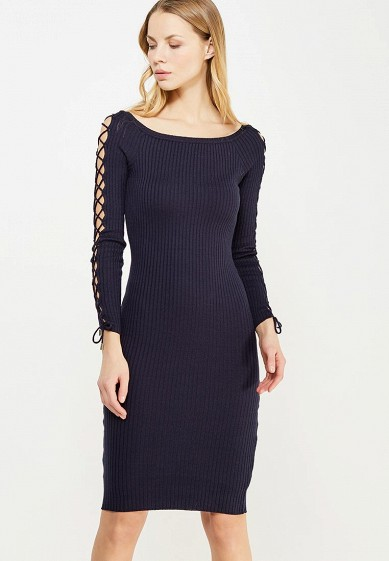 Платье LOST INK LACE SLEEVE BODYCON DRESS