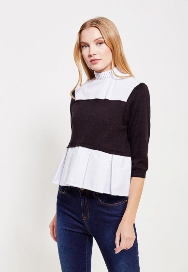 Блуза LOST INK BOX PLEAT HEM JUMPER