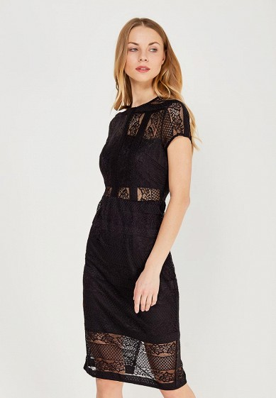 Платье LOST INK LACE BODYCON DRESS