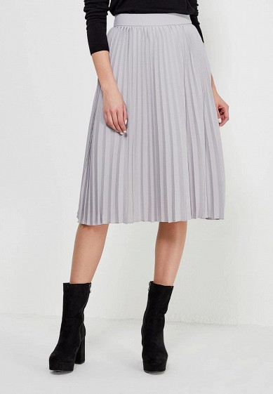Юбка LOST INK PLEATED TIE WAIST SKIRT