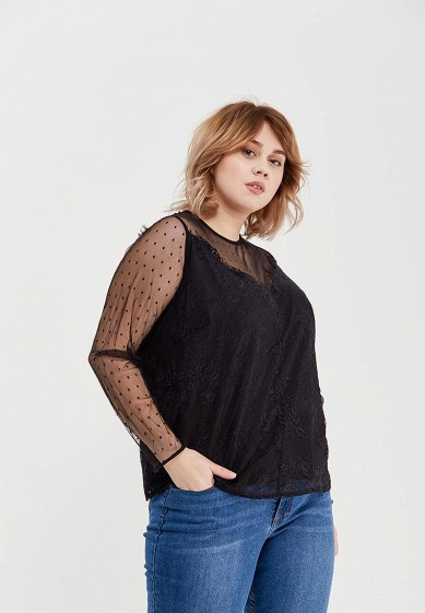 Блуза LOST INK PLUS SWING TOP IN LACE