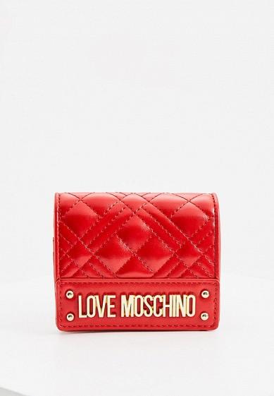 Кошелек Love Moschino за 9 100 ₽. в интернет-магазине Lamoda.ru
