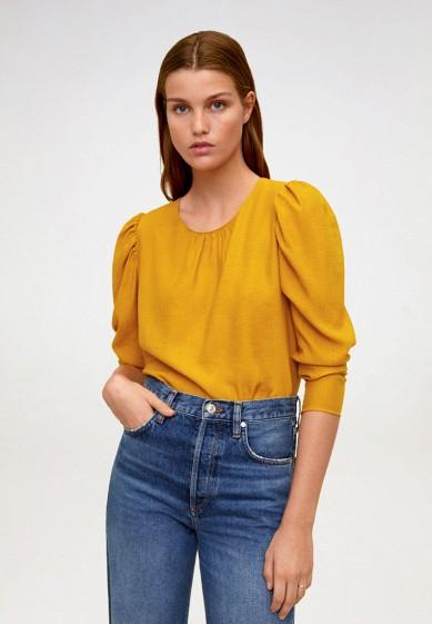 Блуза Mango - MARI за 999 ₽. в интернет-магазине Lamoda.ru