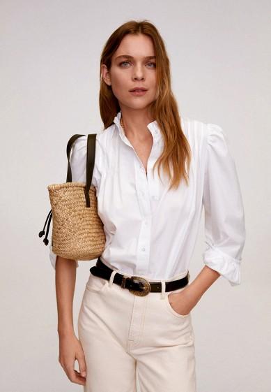 Блуза Mango - REGINA за 2 499 ₽. в интернет-магазине Lamoda.ru