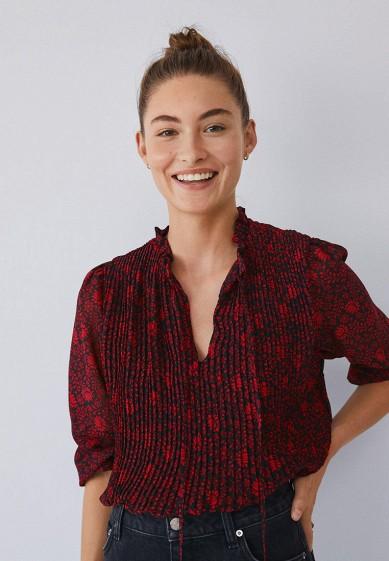 Блуза Mango - PLITI за 3 599 ₽. в интернет-магазине Lamoda.ru