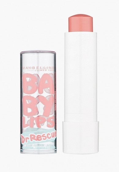 Maybelline New York Бальзам для губ Baby Lips, Доктор Рескью, восстанавливающий и увлажняющий, Эвкалипт, 1,78 мл