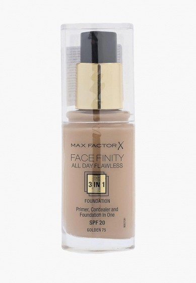 max factor facefinity golden 75