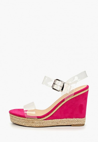 Босоножки, Marquiiz, цвет: розовый. Артикул: MA158AWFASW5. Обувь