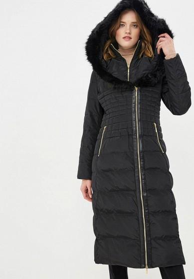 Куртка утепленная, Marciano Los Angeles, цвет: черный. Артикул: MA176EWCFOO4. Premium / Одежда / Верхняя одежда