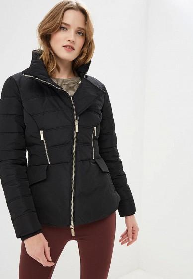 Куртка утепленная, Marciano Los Angeles, цвет: черный. Артикул: MA176EWCFOO9. Premium / Одежда / Верхняя одежда