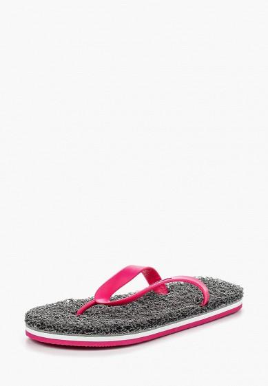 Сланцы, MadWave, цвет: розовый. Артикул: MA991AWSTY26. Обувь