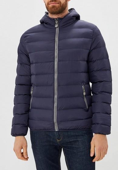 Куртка утепленная, M&2, цвет: синий. Артикул: MN001EMCQXU2. Одежда / Верхняя одежда