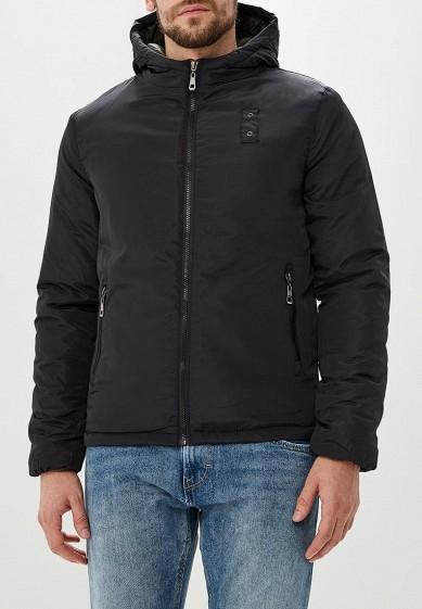 Куртка утепленная, M&2, цвет: черный. Артикул: MN001EMCRHQ6. Одежда / Верхняя одежда