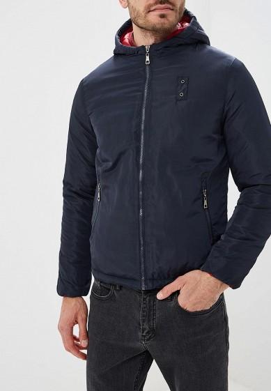 Куртка утепленная, M&2, цвет: синий. Артикул: MN001EMCRHQ7. Одежда / Верхняя одежда